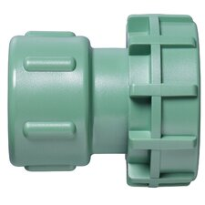 "1"" Green Female Swivel Adapter"
