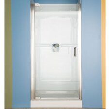 Euro Frameless Hinge Tub Door