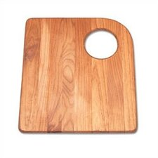 "15"" Wide Wood Cutting Board"