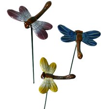 Ceramic Dragonfly Number 1