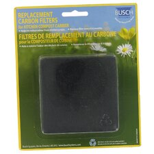 160 Gallon Replacement Carbon Filter (Set of 3)