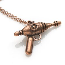Raygun Copper Fine Chain