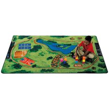 At the Park Kids Rug
