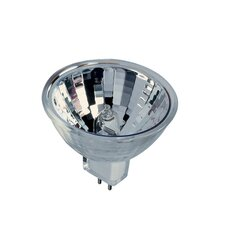 65W Bi-Pin MR16 Halogen Lensed Flood Bulb in Clear