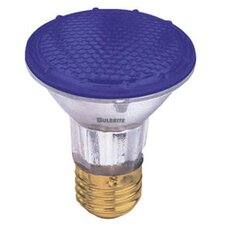 50W PAR20 Halogen Bulb in Blue