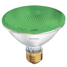 75W PAR30 Halogen Bulb in Green