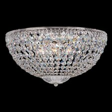 "Petit Crystal 7.5"" Flush Mount"