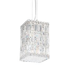 Quantum Down Light Rectangular Pendant