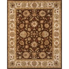 Pardis Brown/Ivory Rug