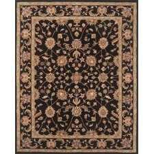 Serene Black/Brown Rug