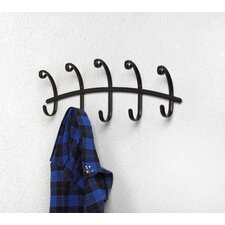 Willow 5-Hook Rack