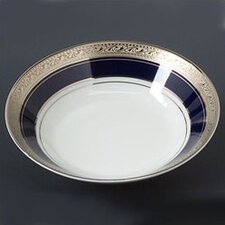 "Crestwood Cobalt Platinum 5.5"" Fruit Bowl"