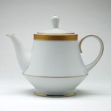Crestwood Gold 38 oz. Tea Pot