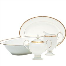 Rochelle Gold 5 Piece Completer Set