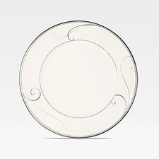 Platinum Wave Dinner Plate