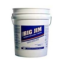 Big Jim Laundry Detergent