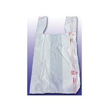 Thank You High-Density Shopping Bag in White (2000 Count)