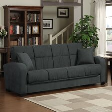 Damen Convert-a-Couch Full Sleeper Sofa