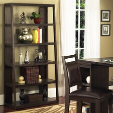 Gavin Bookcase in Multi-Step Cherry