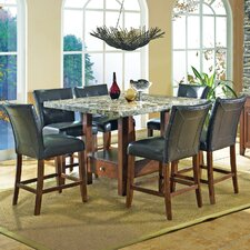 Montibello 7 Piece Counter Height Dining Set