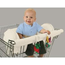 Organic Smart Prop R Shopper - Body Fit Shopping Cart Cover