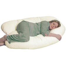 Organic Smart Back N Belly - Contoured Body Pillow