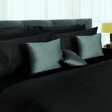 Egyptian Solid 3 Piece Duvet Set