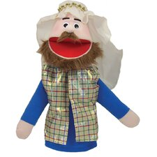 "16"" Bible Rich Man Puppet"