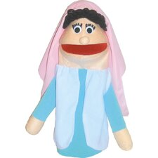 Bible Woman Puppet
