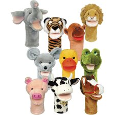 Bigmouth Puppets (Set of 10)