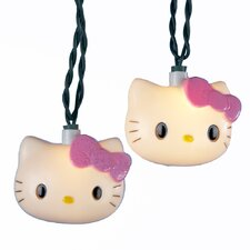 Blow Mold Hello Kitty Light Set