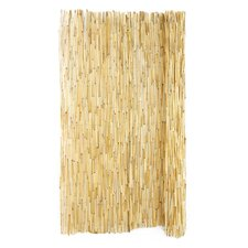 Peeled Reed Fencing