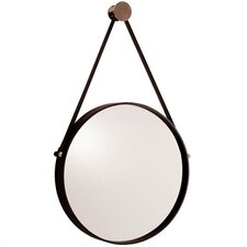 Expedition Iron Mirror with Polished Nickel Hanger
