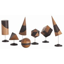Geo Sculpture (Set of 7)