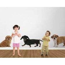 Good Dog Wall Decal