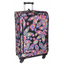 "Wild Flower 360 Quattro 28"" Upright Spinner Suitcase"
