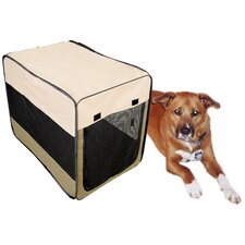 "36"" Soft-Sided Portable Pet Kennel"