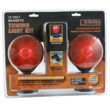 OGT2106Black Bull 12V Magnetic Towing Light Kit