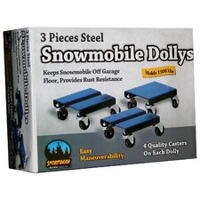 Sportsman Snowmobile Dolly Set