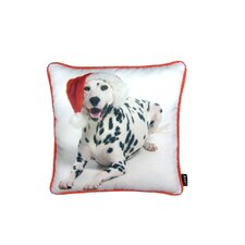 Holiday Dalmation Pillow