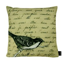 Bird Natural Polyester Pillow
