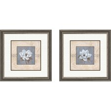 Floral Summerscent Framed Art (Set of 2)