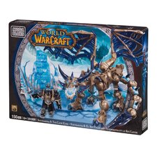 World of Warcraft Arthas and Sindragosa