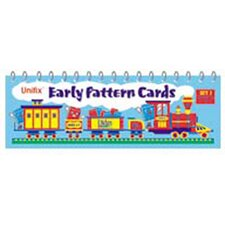 Unifix Early Pattern Book 1