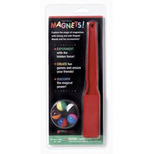 Magnet Wand And 5 Magnet Marble