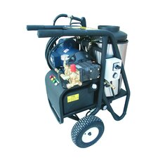 SH Series 1500 PSI Hot Water Electric Diesel Pressure Washer