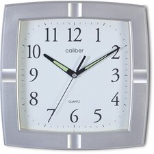 Caliber Traditional Square Wall Clock