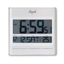 Digital LCD Table Clock