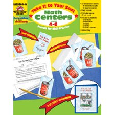 Math Centers Gr 4-6 Take It To your