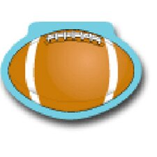 Note Pal Football 36 Sht Non-stick